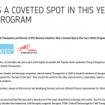 Press article say yes program